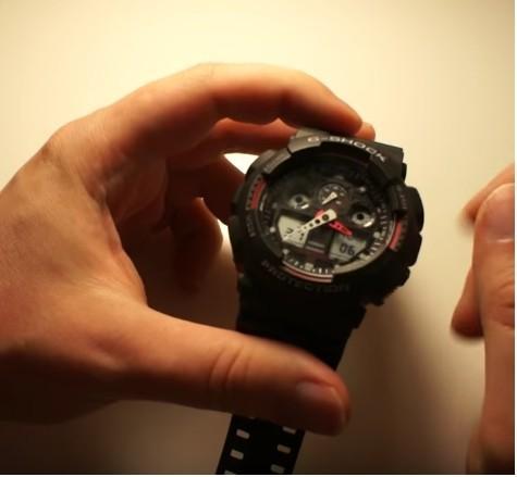 КЕЙС: льем с таргета Instagram на часы Casio G-Shock (104.425)