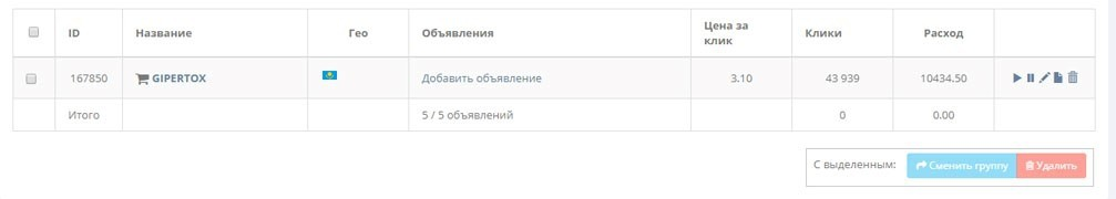 КЕЙС: льем с тизерки Oblivki на Gipertox (40.660)