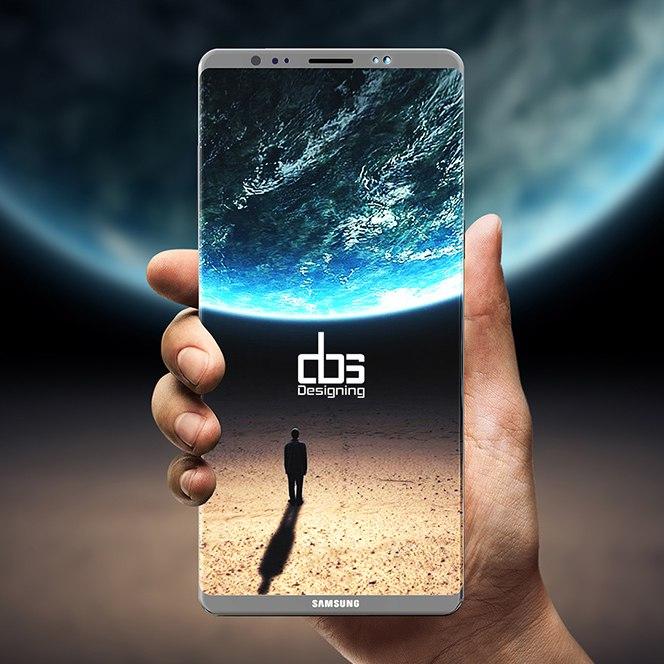 КЕЙС: льем с таргета Instagram на реплику Samsung Galaxy Note 8 (154.260)
