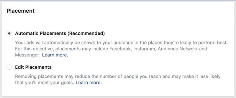 Тотальный гайд по плейсментам Facebook Ads