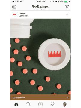 Шпаргалка по размерам рекламы в Instagram 2018