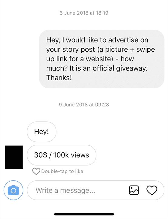 Как лить на свипстейк-офферы (смартлинк) с Instagram?