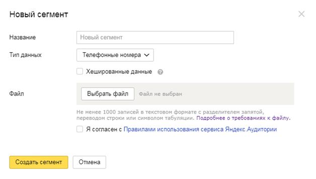 Как работать с аудиториями в Яндекс.Директ: практическое руководство