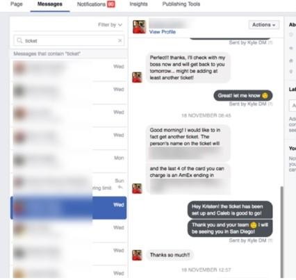 Как использовать рекламные объявления в Facebook Messenger в вашем бизнесе