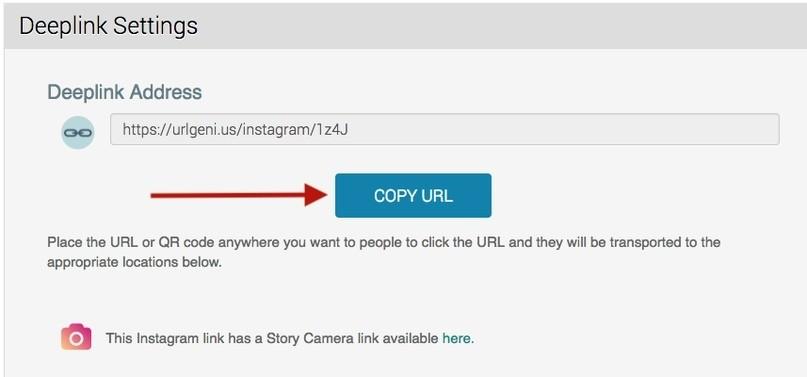 Как рекламировать профиль Instagram, оставляя пользователя в приложении, а не перекидывая в браузер
