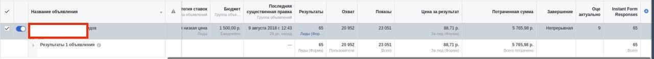 Генерация лидов в Facebook. Плюсы и минусы