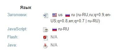 «Эмуляция» технических параметров в браузере. Часть 1 (whoer.net)