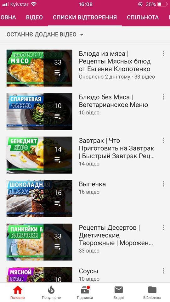 Правила видеоконтента: Instagram, Facebook, YouTube