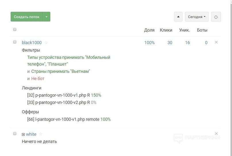 КЕЙС: льем с таргета Facebook на Пантогор для суставов (20.228$)