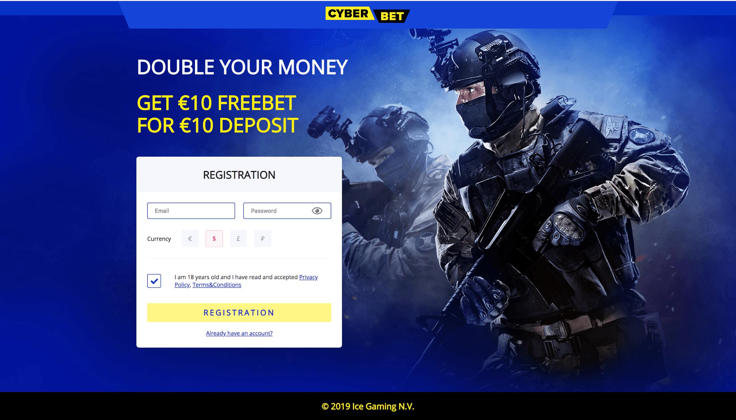 КЕЙС: льем с push-уведомлений на кибер-беттинг (1.006$)