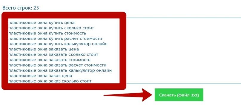 Продающие добавки для ключевых слов: список + инструкция по применению