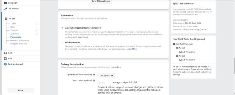 Зачем нужно A/B тестирование в Facebook и как его использовать