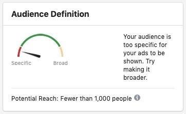 Почему Facebook не показывает ваши объявления и что с этим делать