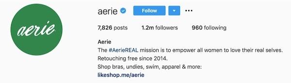 24 лучших описаний профиля в Instagram