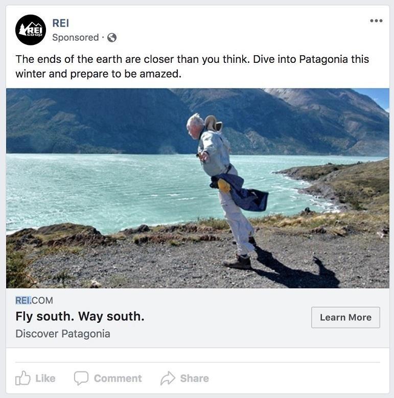 Как увеличить конверсию на Facebook с помощью таргетинга по погоде
