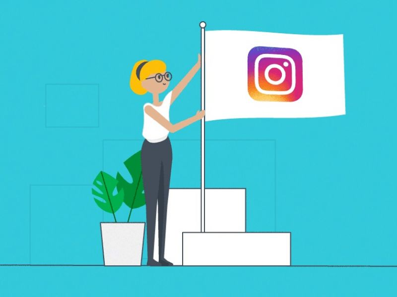 Как разместить мультиссылку, которую не заблокирует Instagram