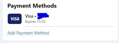 Как привязать карту к аккаунту Facebook Ads, чтобы аккаунт не отлетел