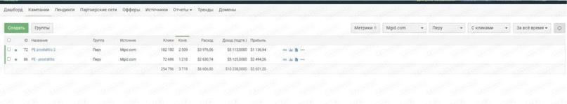 КЕЙС: льем с тизерки MGID на средство от простатита Revitaprost (3.631$)